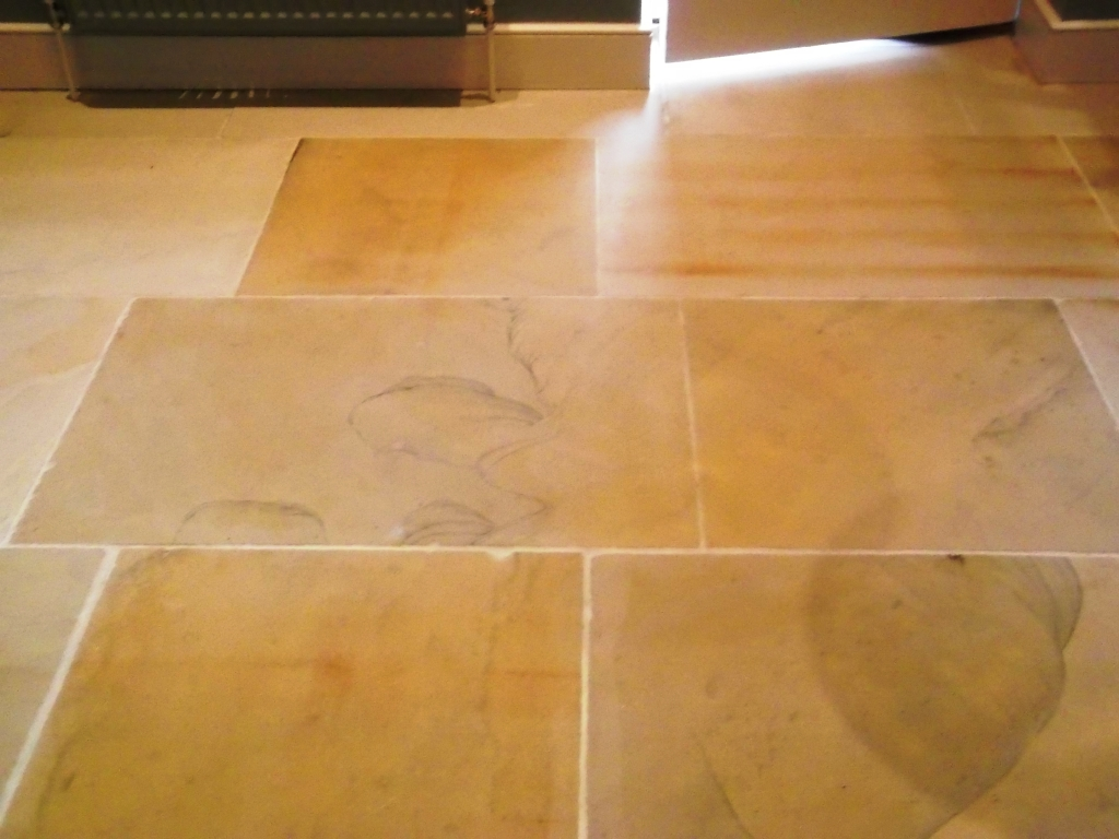 Burford Limestone After