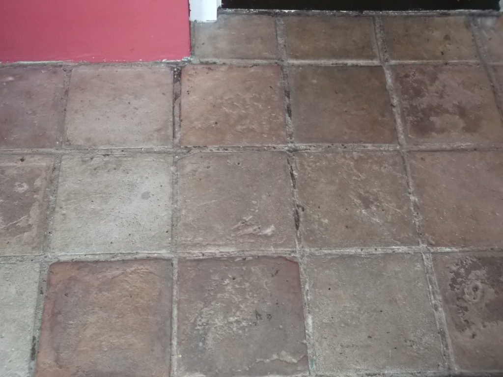 pamment tiles before cleaning