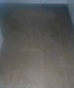 Floor Before Restoration