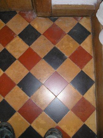 Victorian Floor - After Sealing