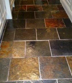 Slate Flooring Care