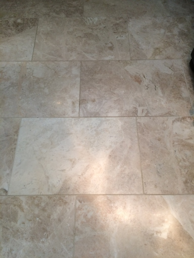 Polishing Marble Wall and Floor Tiles in Suffolk | Stone Cleaning ...