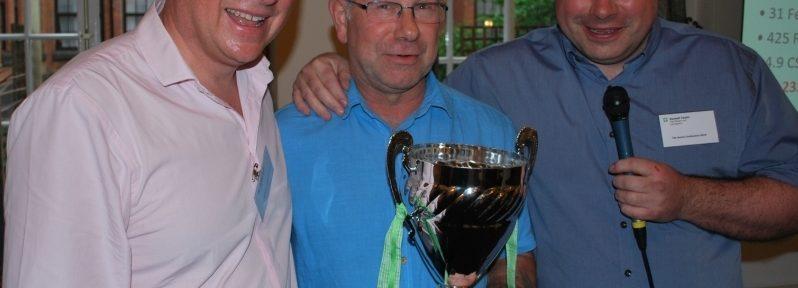 Bruce Copping - Tile Doctor of the Year Award Winner 2015